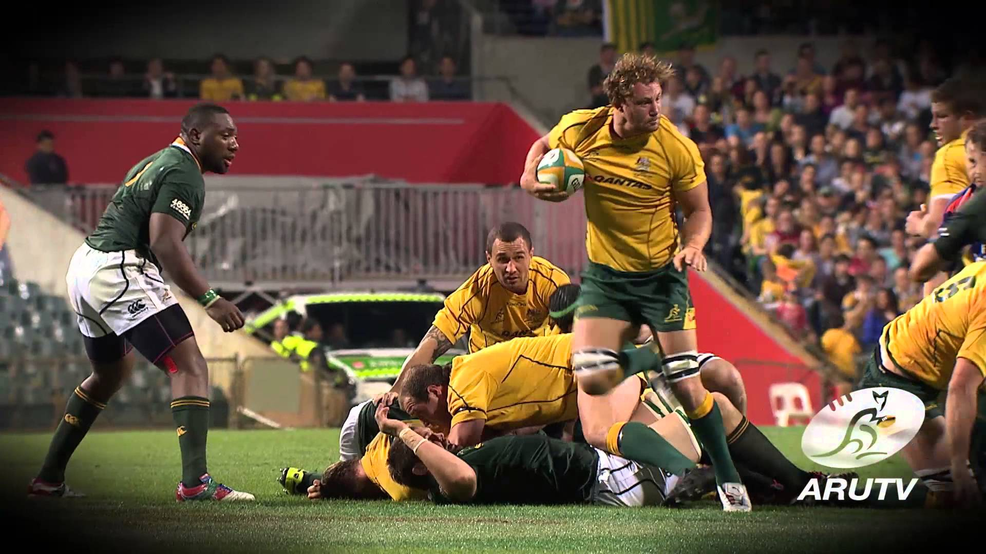 The Australian Rugby Union
