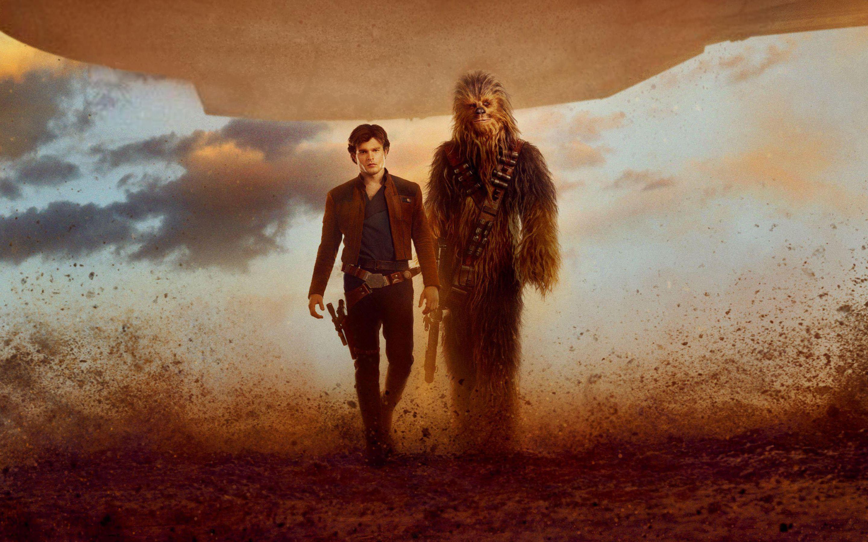 Solo A Star Wars Story Wallpapers Wallpaper Cave
