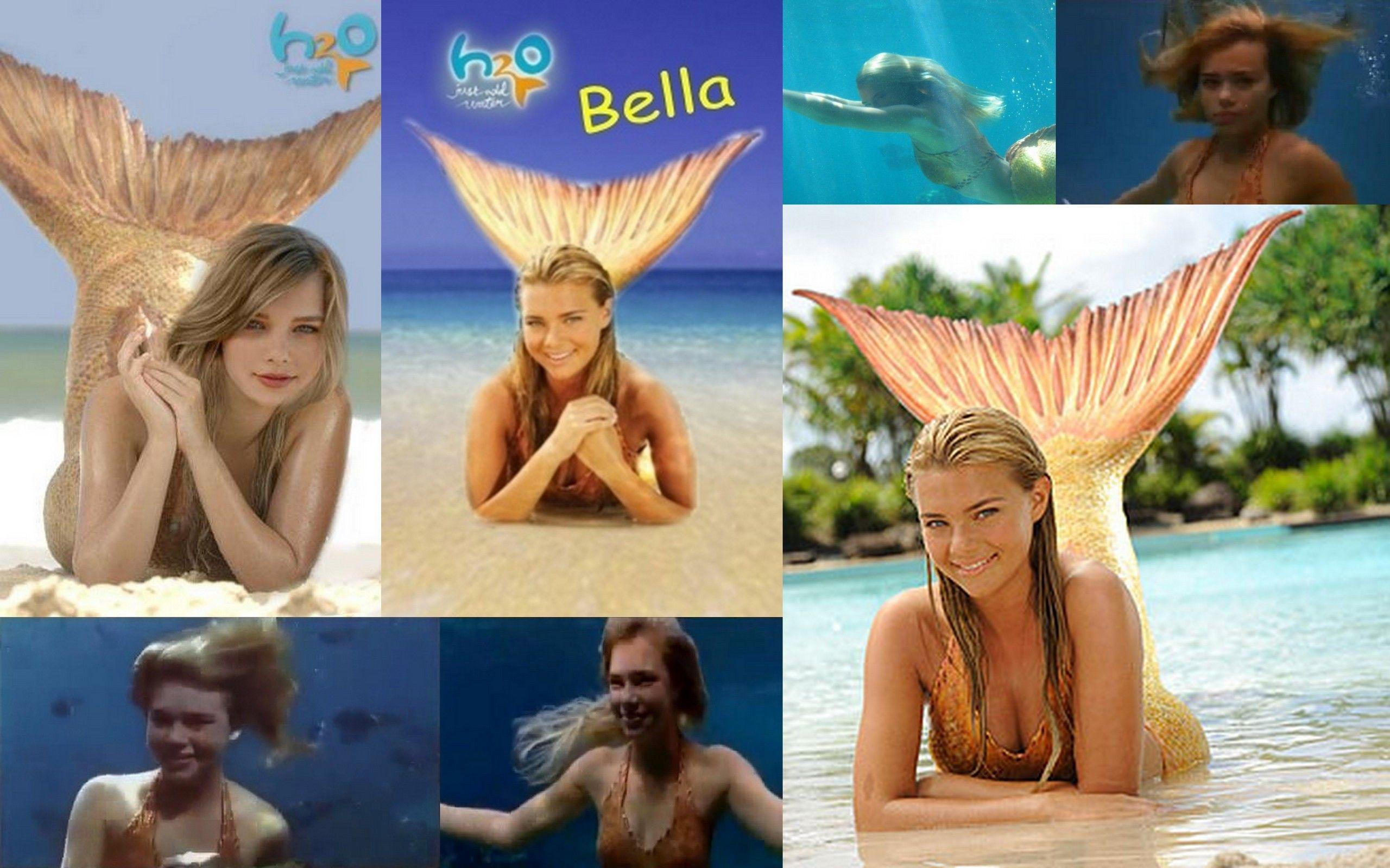 H2o Just Add Water Girls Images Bella Wallpaper HD And