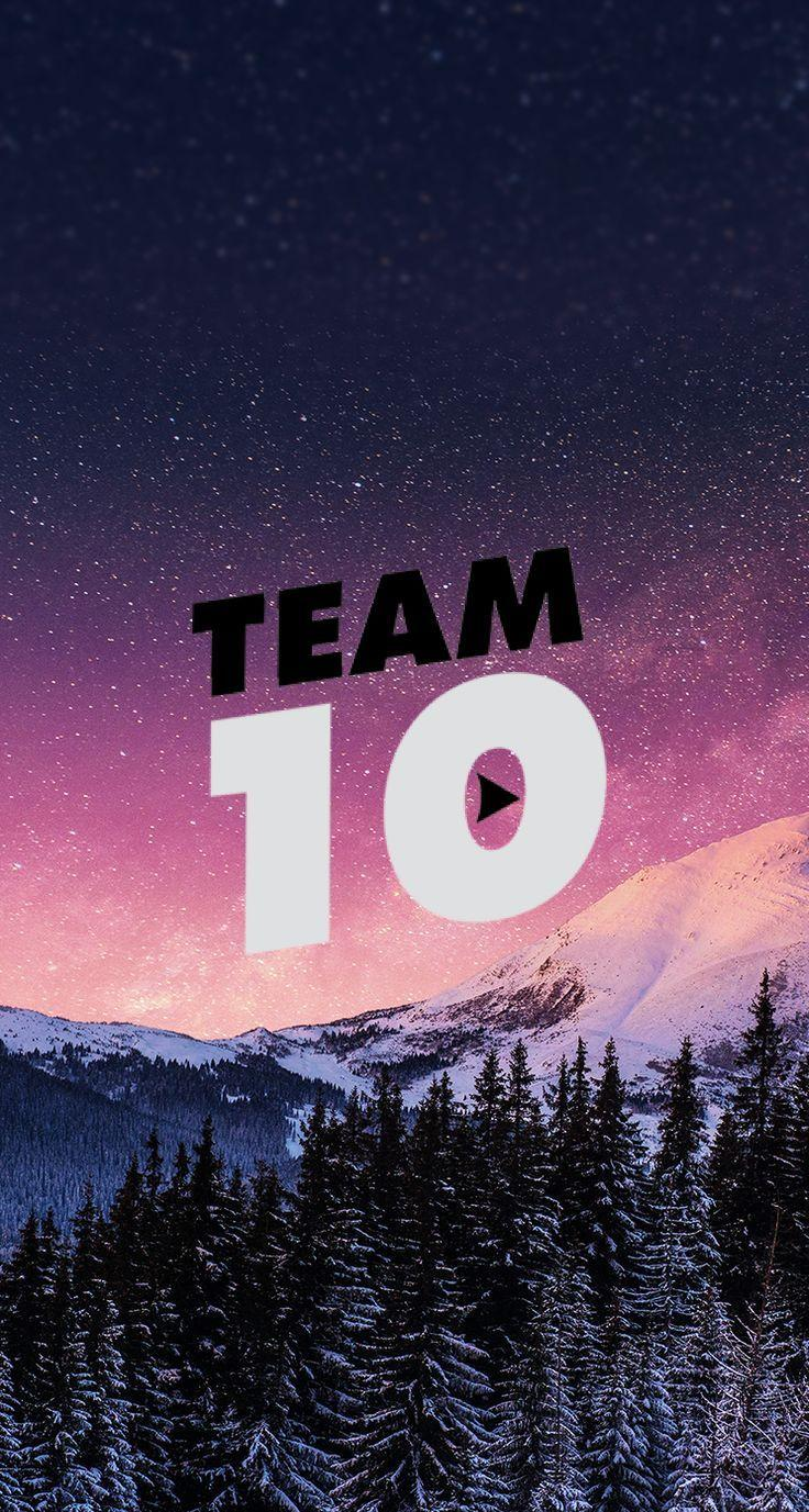 Team 10 Wallpapers Wallpaper Cave