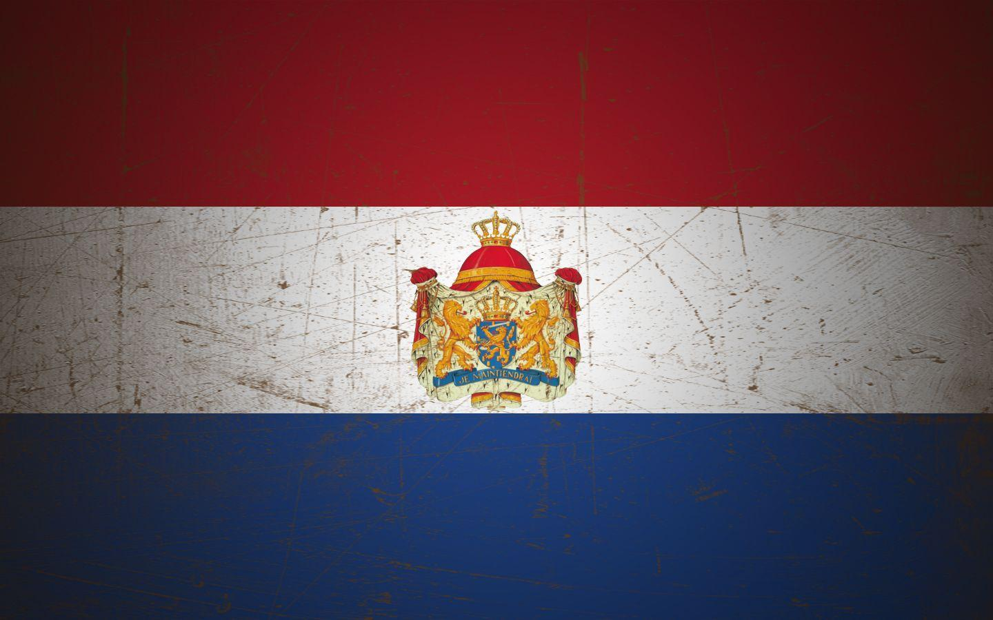 Flag of the Netherlands Wallpapers and Backgrounds Image