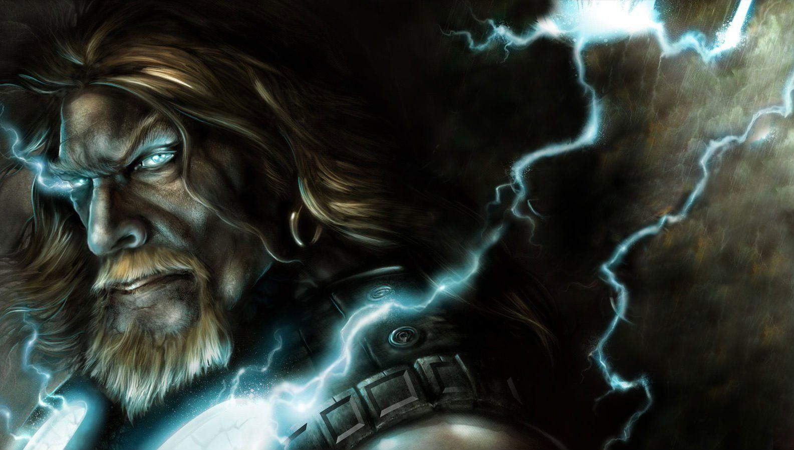 1 Thor: God of Thunder HD Wallpapers