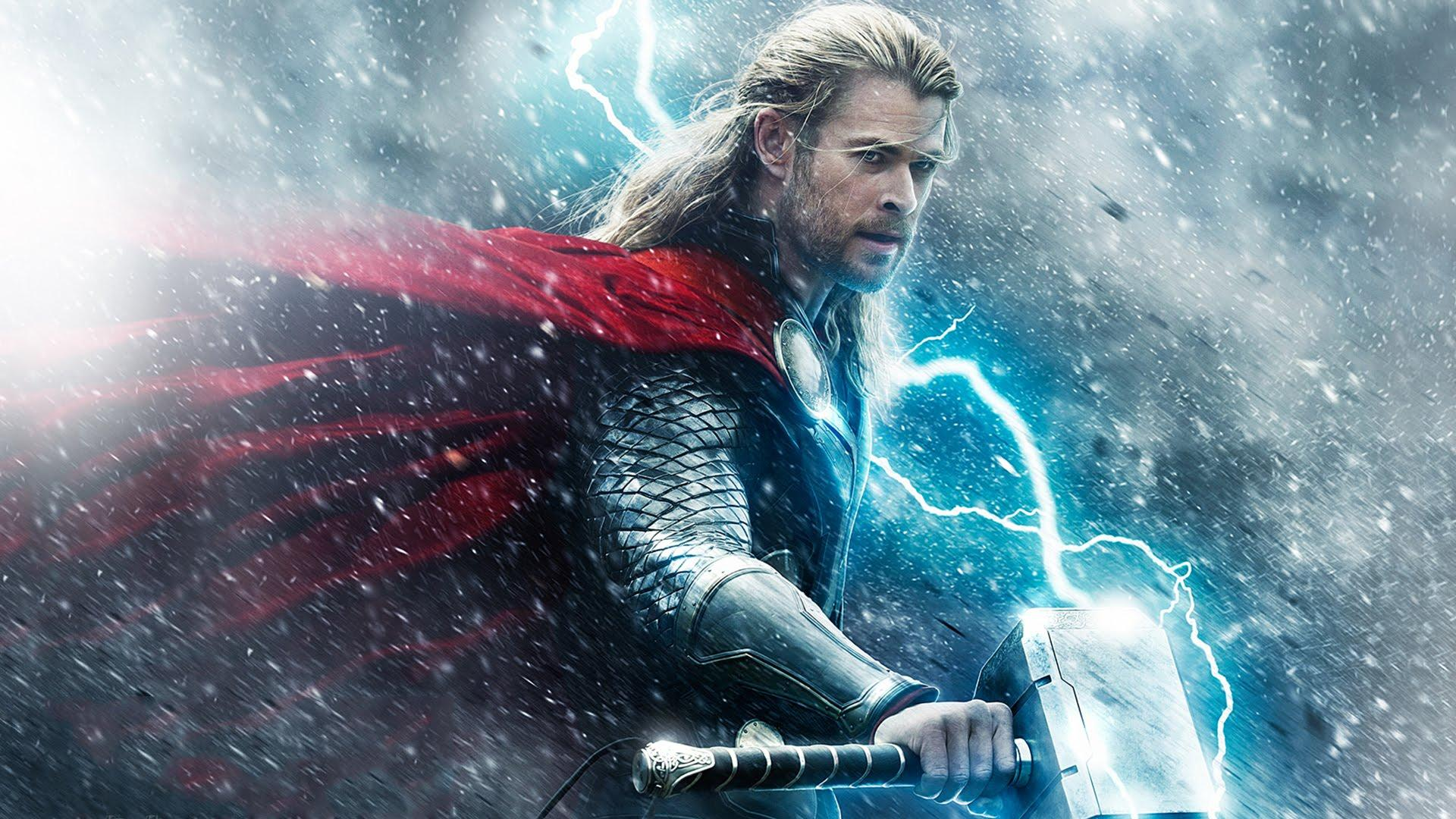 Thor God Of Thunder Wallpapers Wallpaper Cave