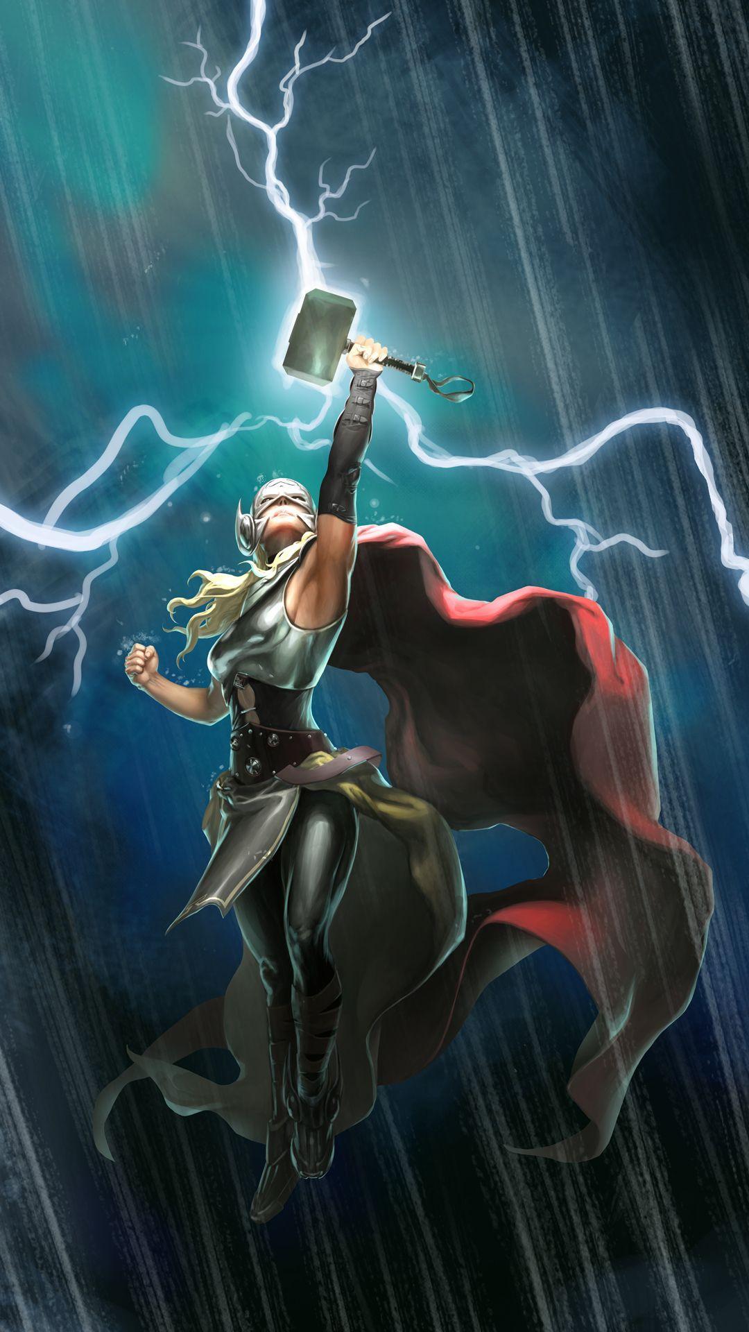 God Of Thunder Thor