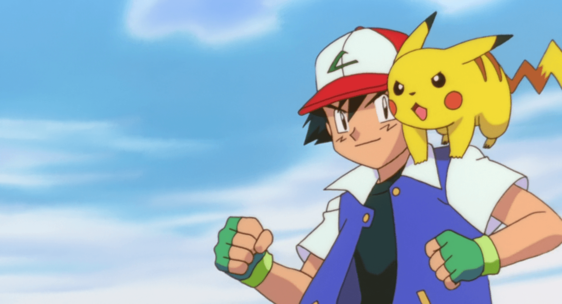 Download Ash E Pikachu Wallpaper