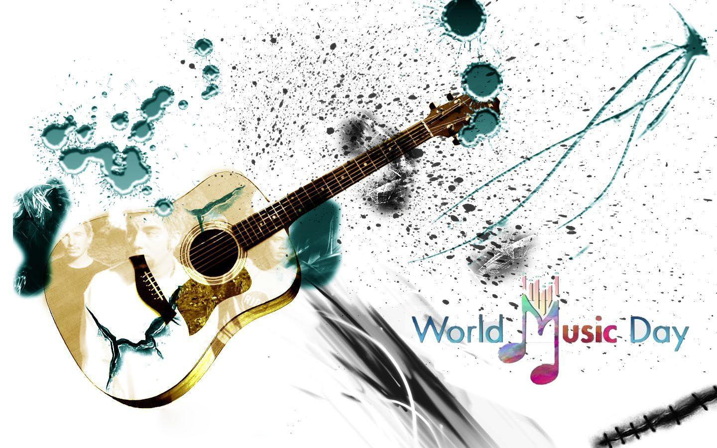 Music World Wallpapers Wallpaper Cave