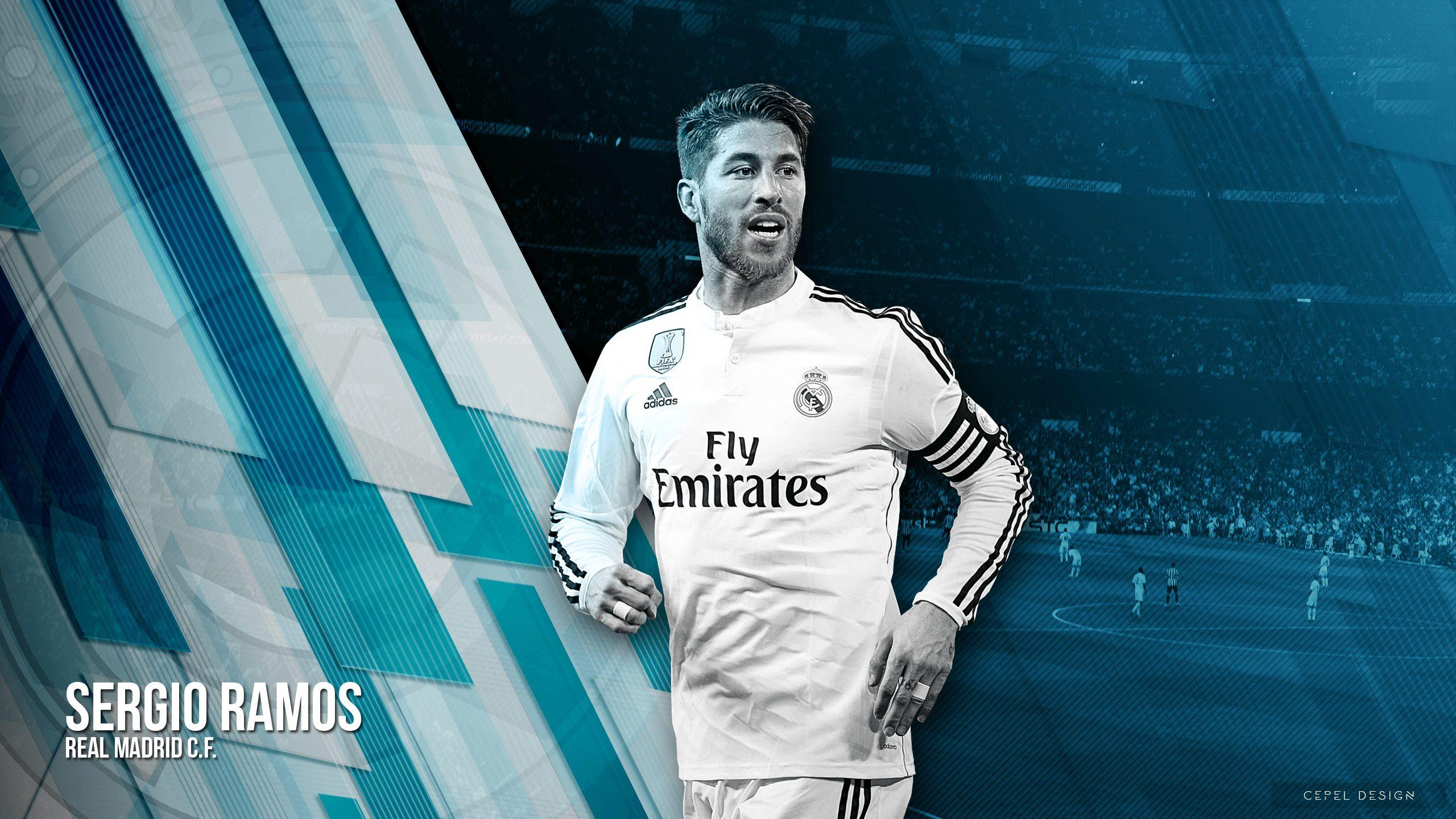 Sergio Ramos 2019 Wallpapers
