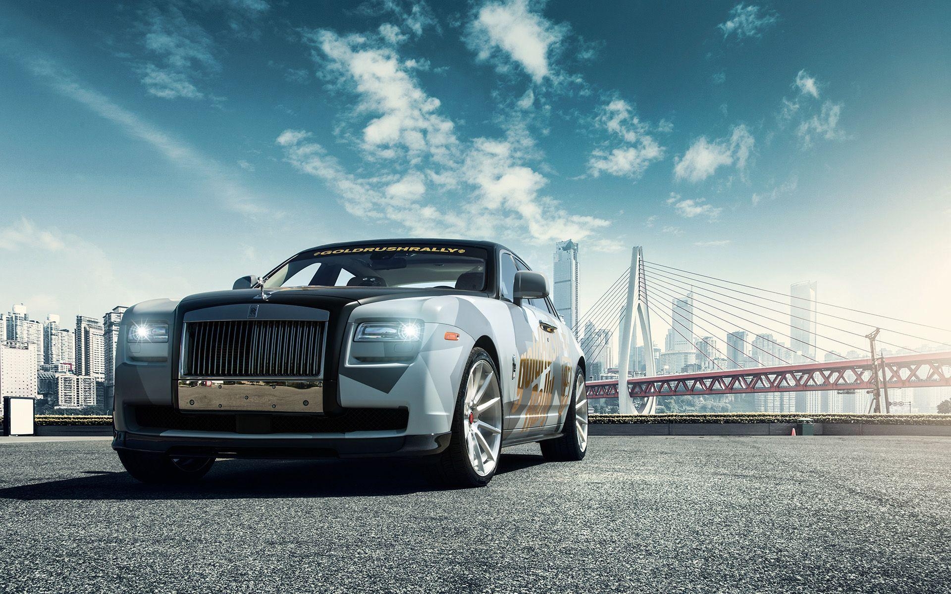 2016 Vorsteiner Rolls Royce Ghost Aero Wallpaper | HD Car Wallpapers