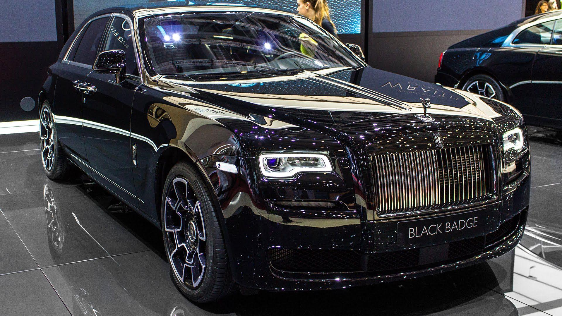 Rolls Royce Ghost Hd Wallpaper