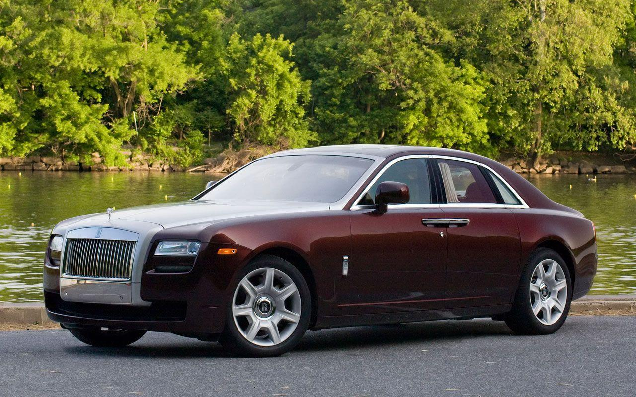 Rolls Royce Ghost Widescreen Wallpapers