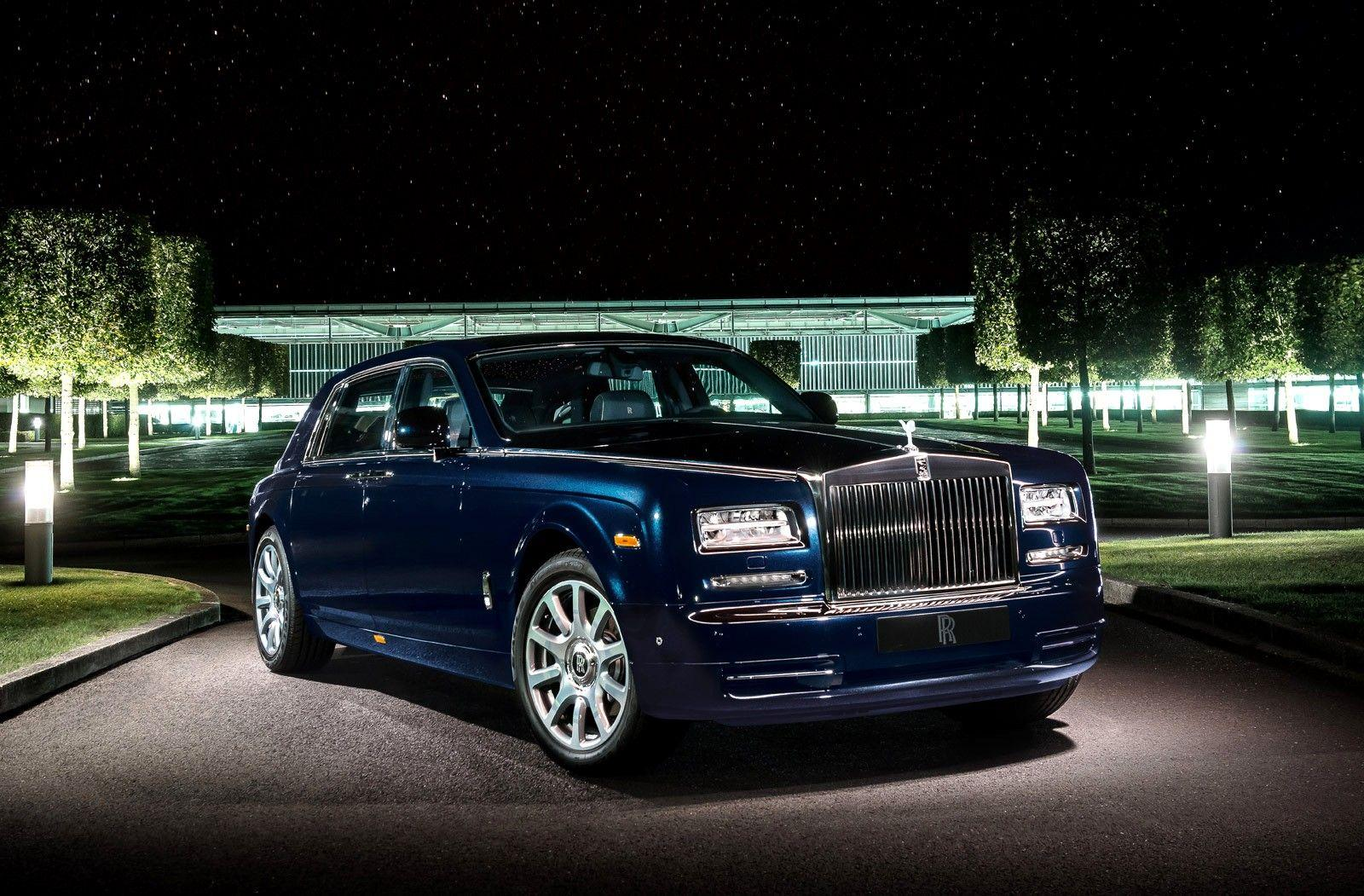 Rolls Royce Ghost Wallpapers HD Download