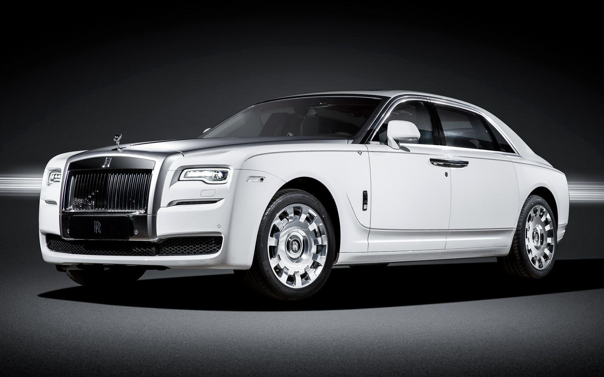 Rolls-Royce Ghost Eternal Love (2016) Wallpapers and HD Images - Car ...