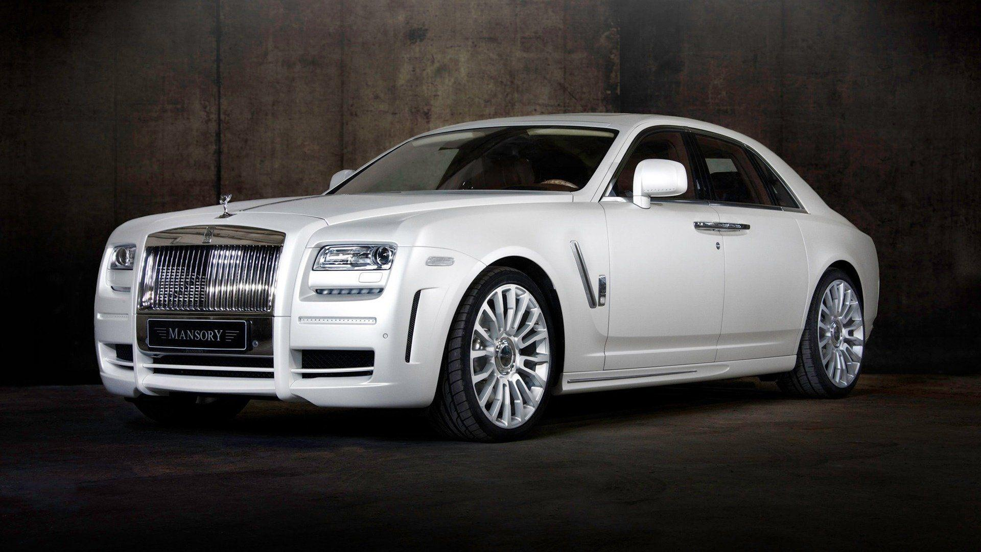 Rolls Royce Ghost 267868 - WallDevil