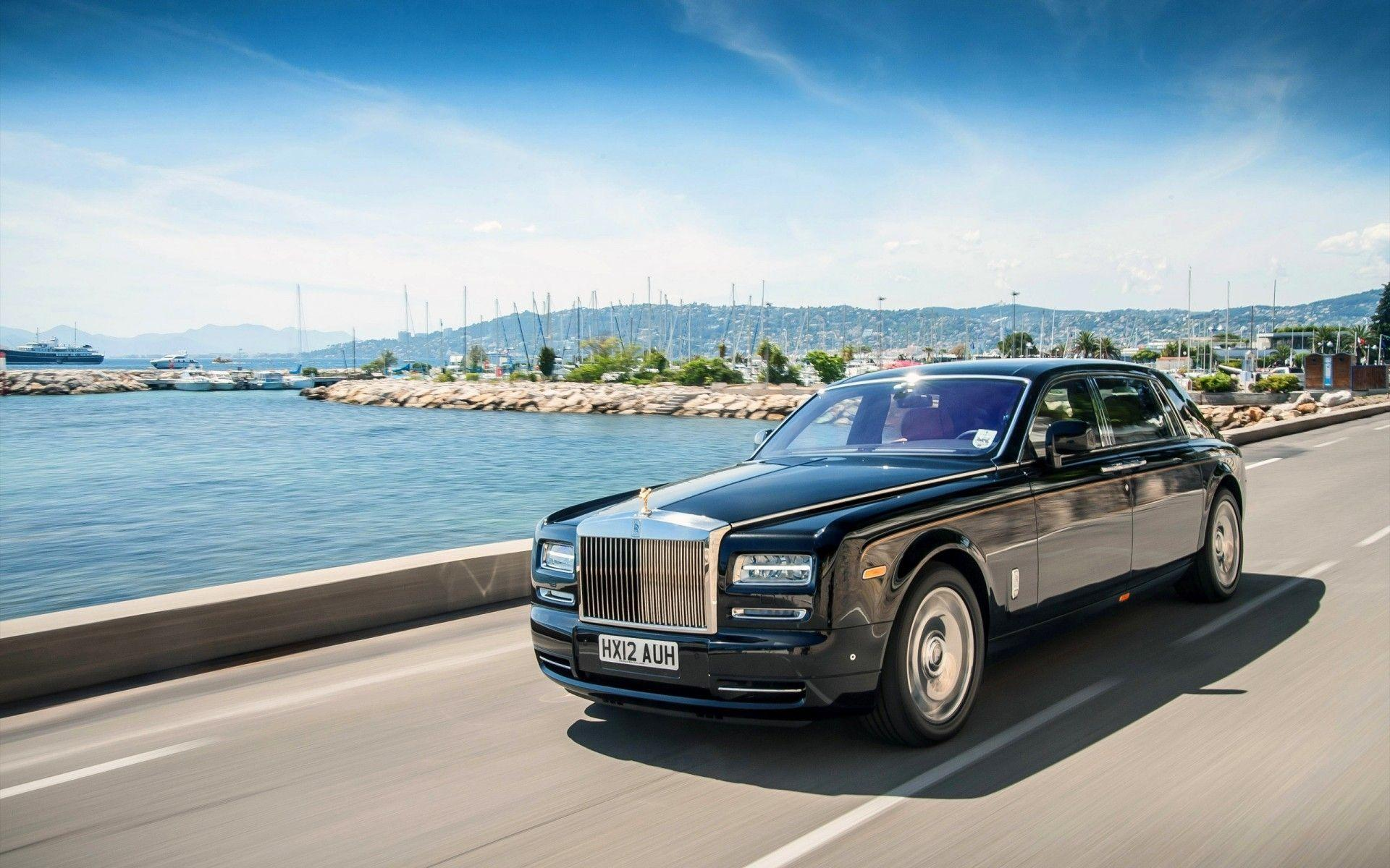 Tablet Compatible - Rolls-Royce Phantom HDQ Cover Wallpapers - REuuN.com