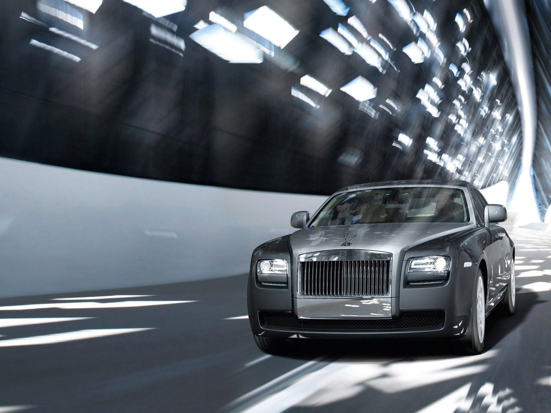 Rolls Royce Ghost Wallpaper Free #6992634
