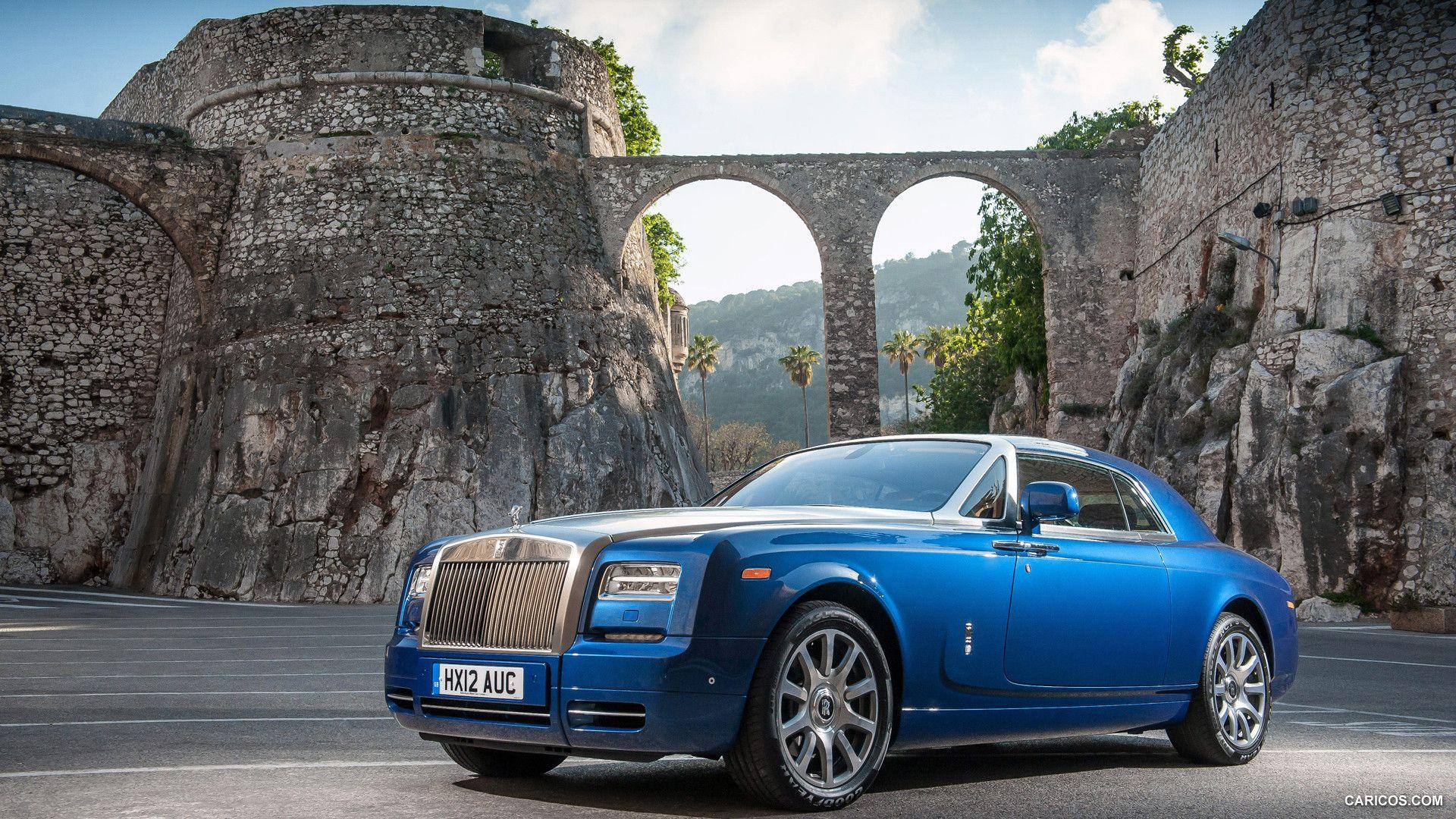Rolls-Royce Phantom Coupe Hd Wallpaper 17633 | TransGK