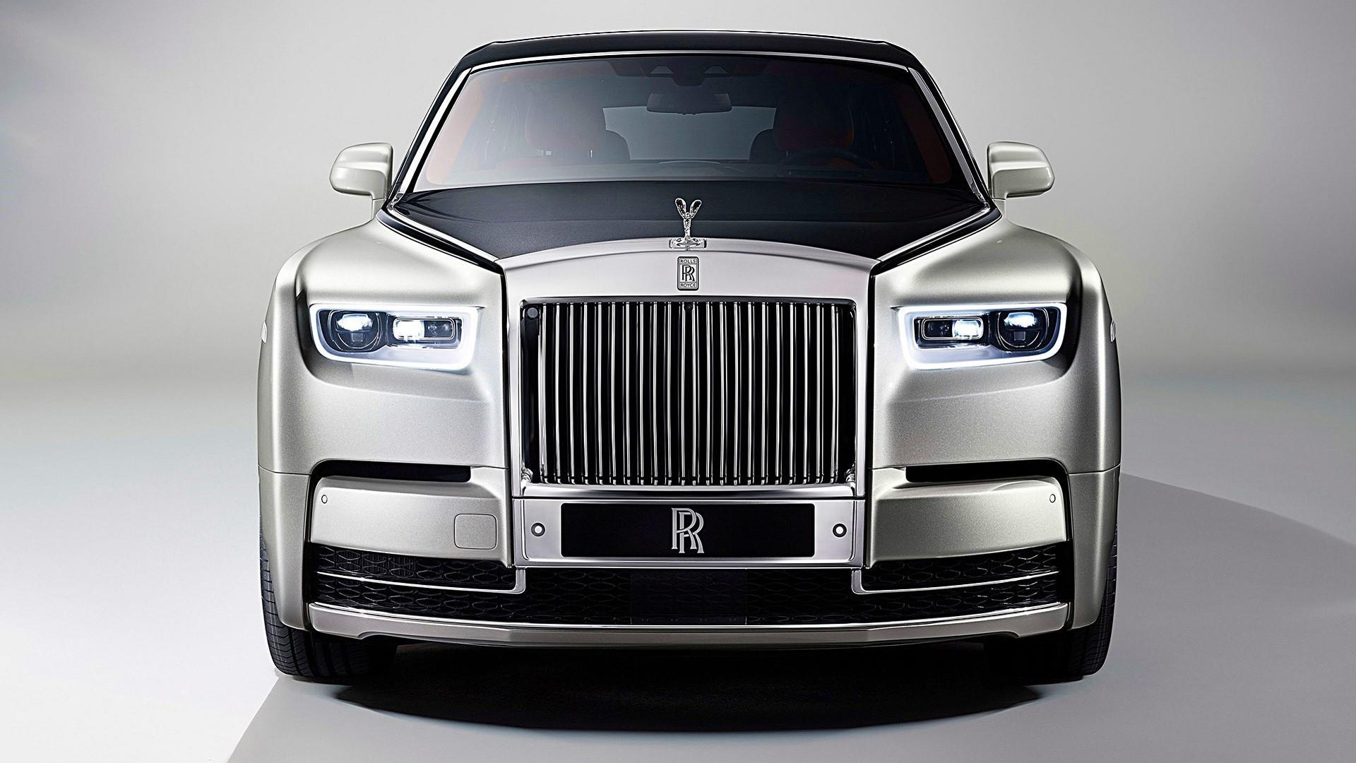 Rolls-Royce Phantom Coupé Wallpaper | Wallpaper Studio 10 | Tens of ...