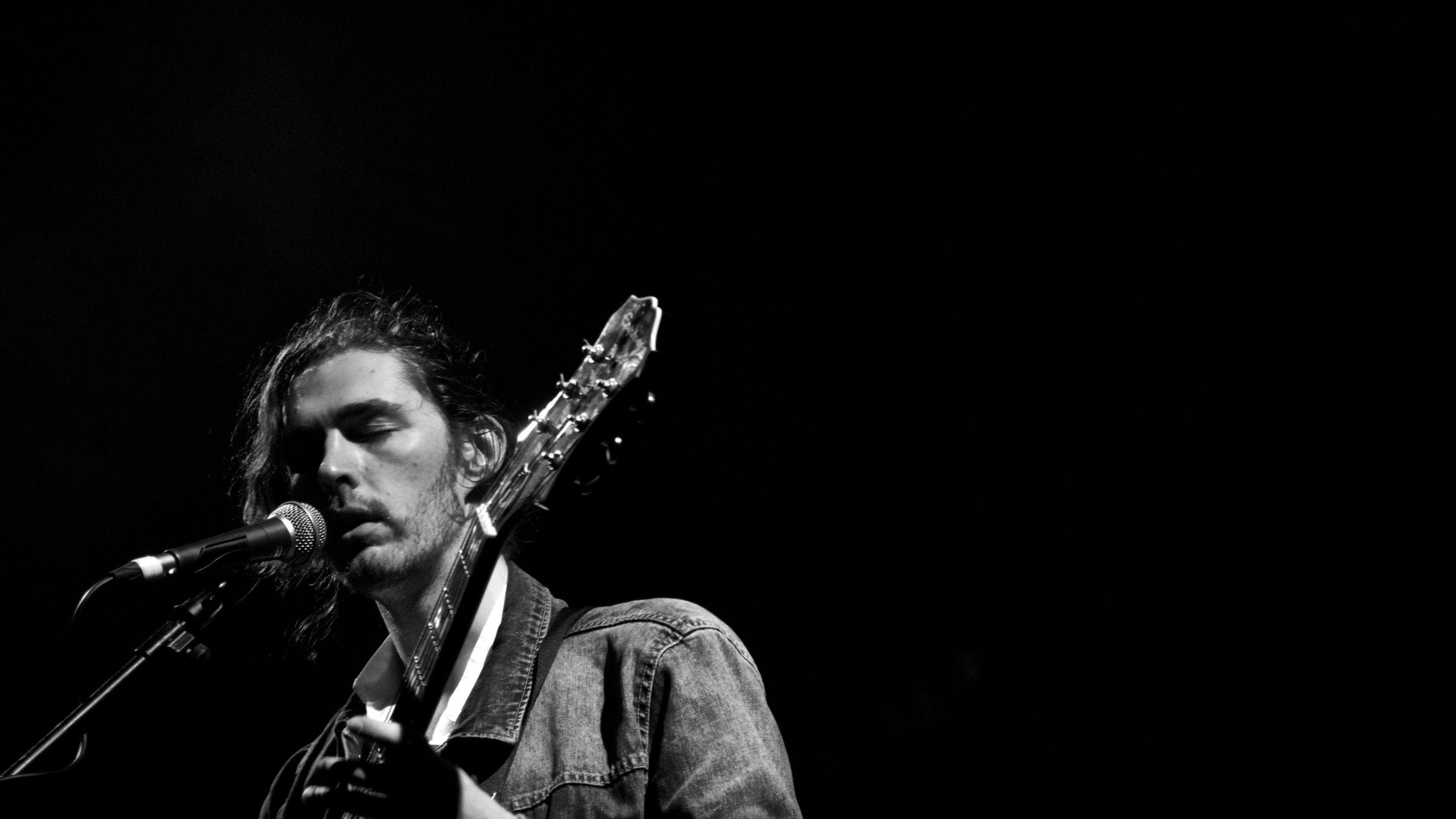 2560x1440 Hozier Singer, Hozier Concert Music Poster, Blues, Indie