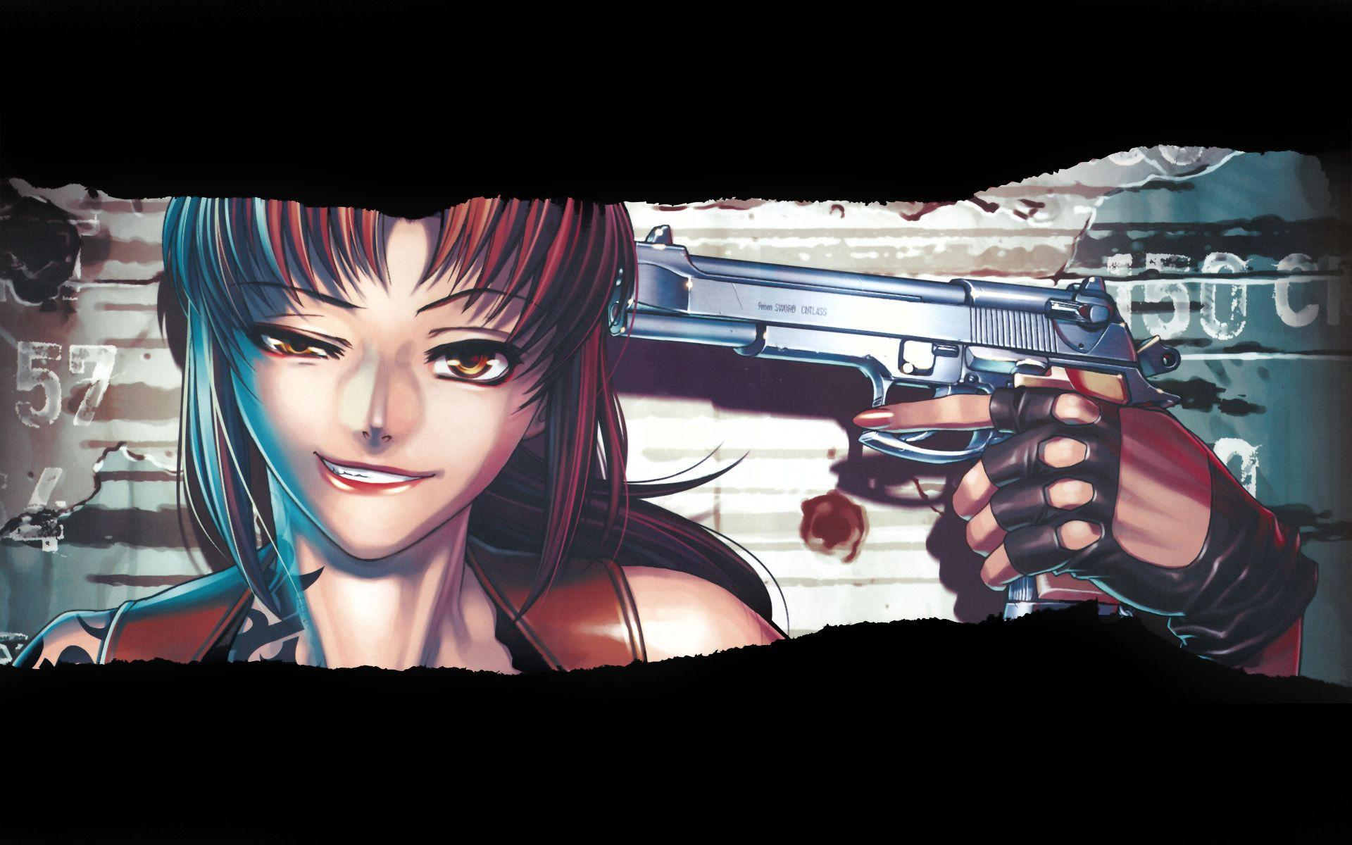 277 Black Lagoon HD Wallpapers