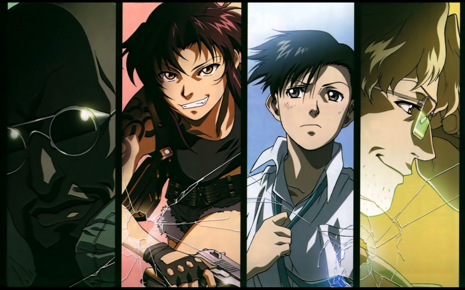 Black Lagoon Revy wallpapers WallpaperUP 1600×1000 Revy Black Lagoon