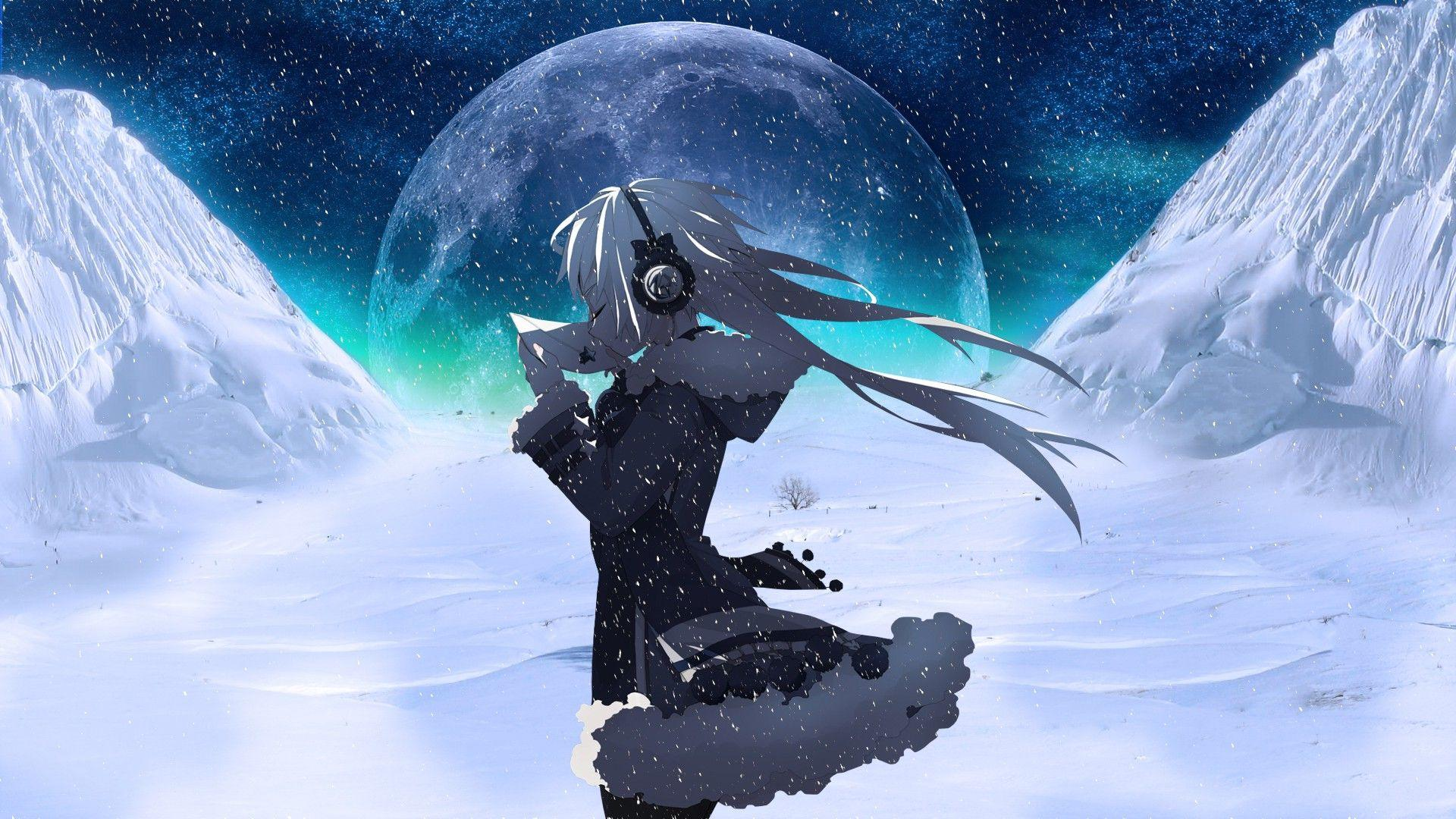 Freezing Anime Wallpapers - Wallpaper Cave