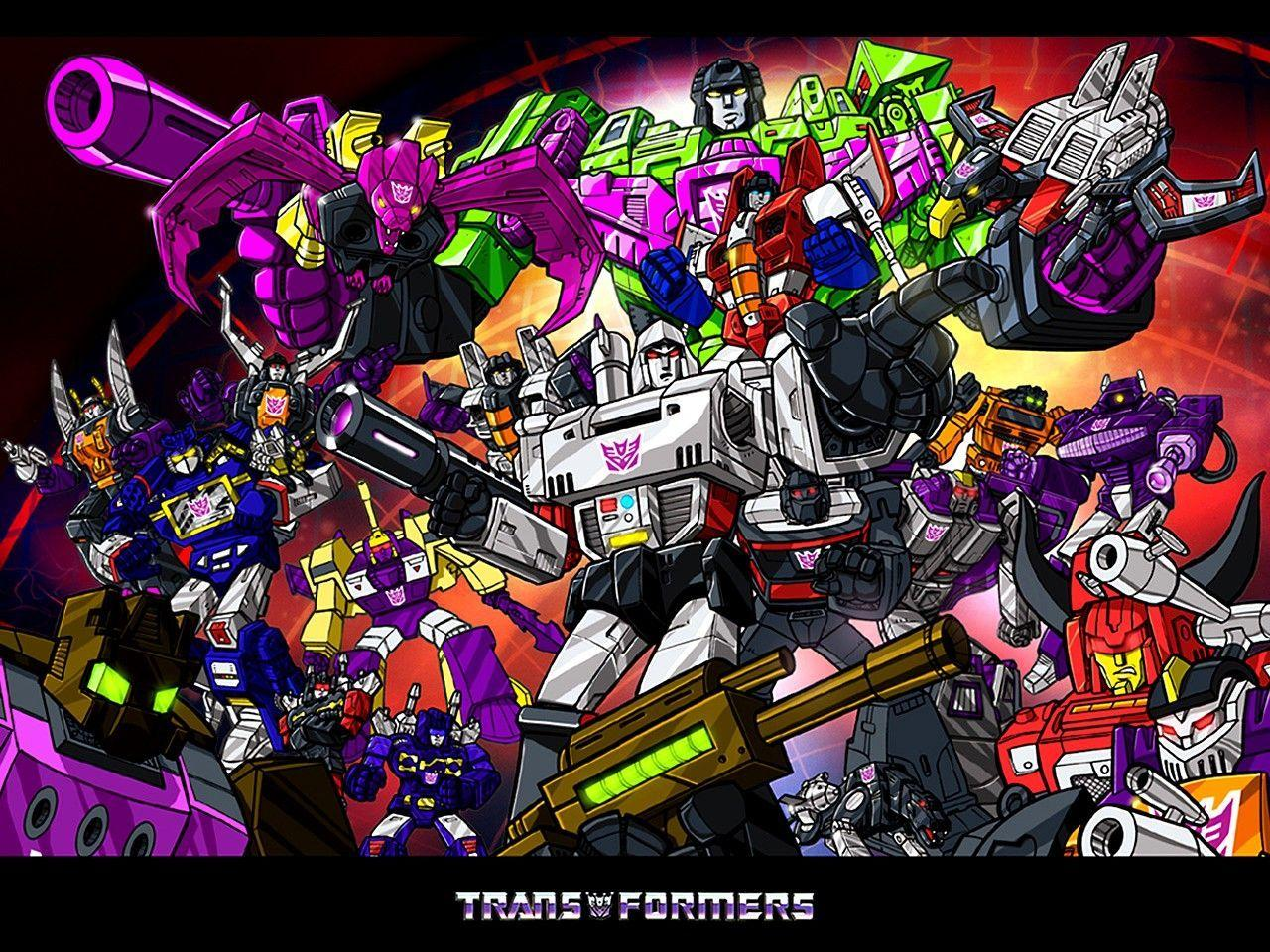 Transformers G1 Wallpapers Wallpaper Cave