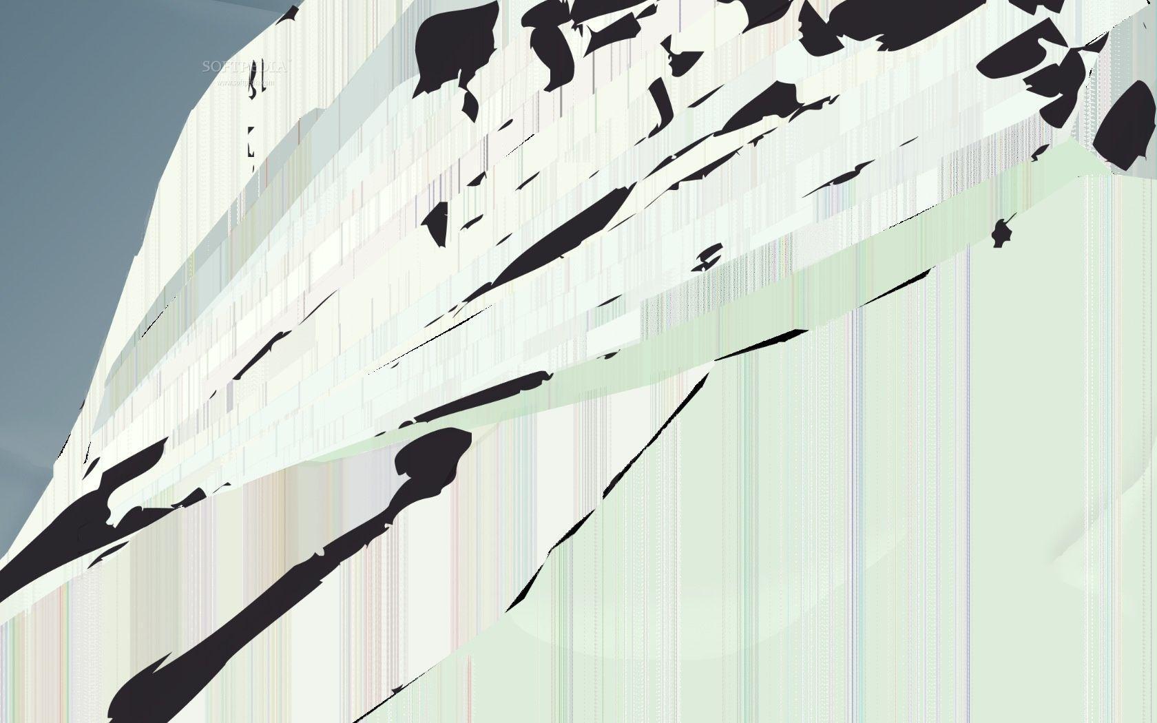 Broken Tv Screen Wallpaper On WallpaperGet