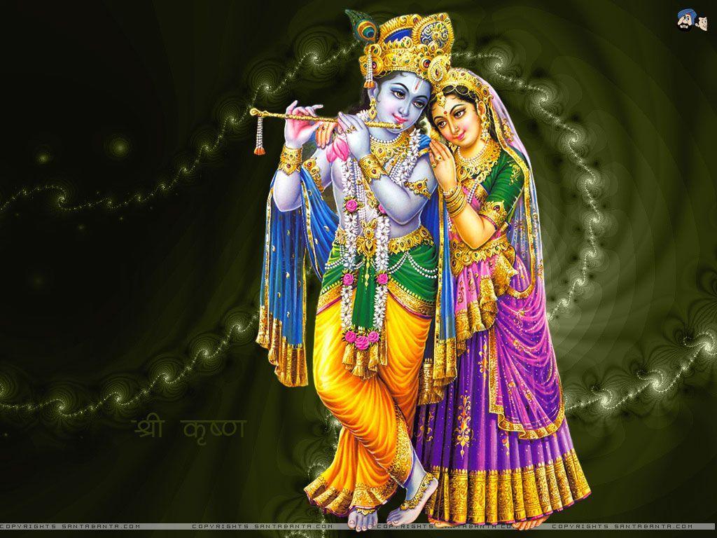 Lord Krishna Hd Wallpapers Wallpaper Cave