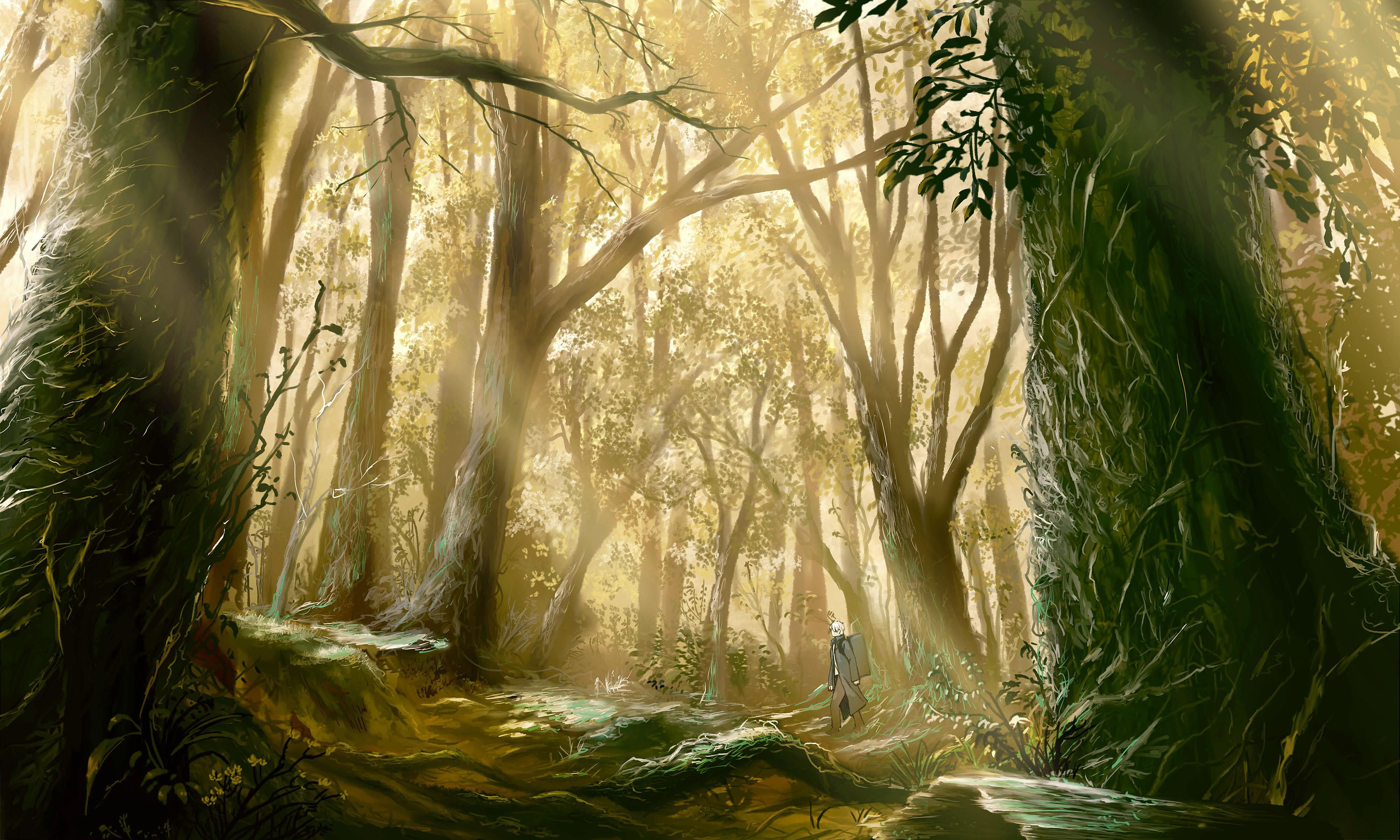 47 Mushishi HD Wallpapers