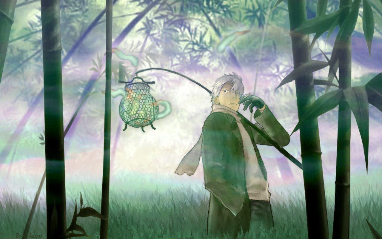 Mushishi Wallpapers, 36 Mushishi Gallery of Pictures, Fungyung