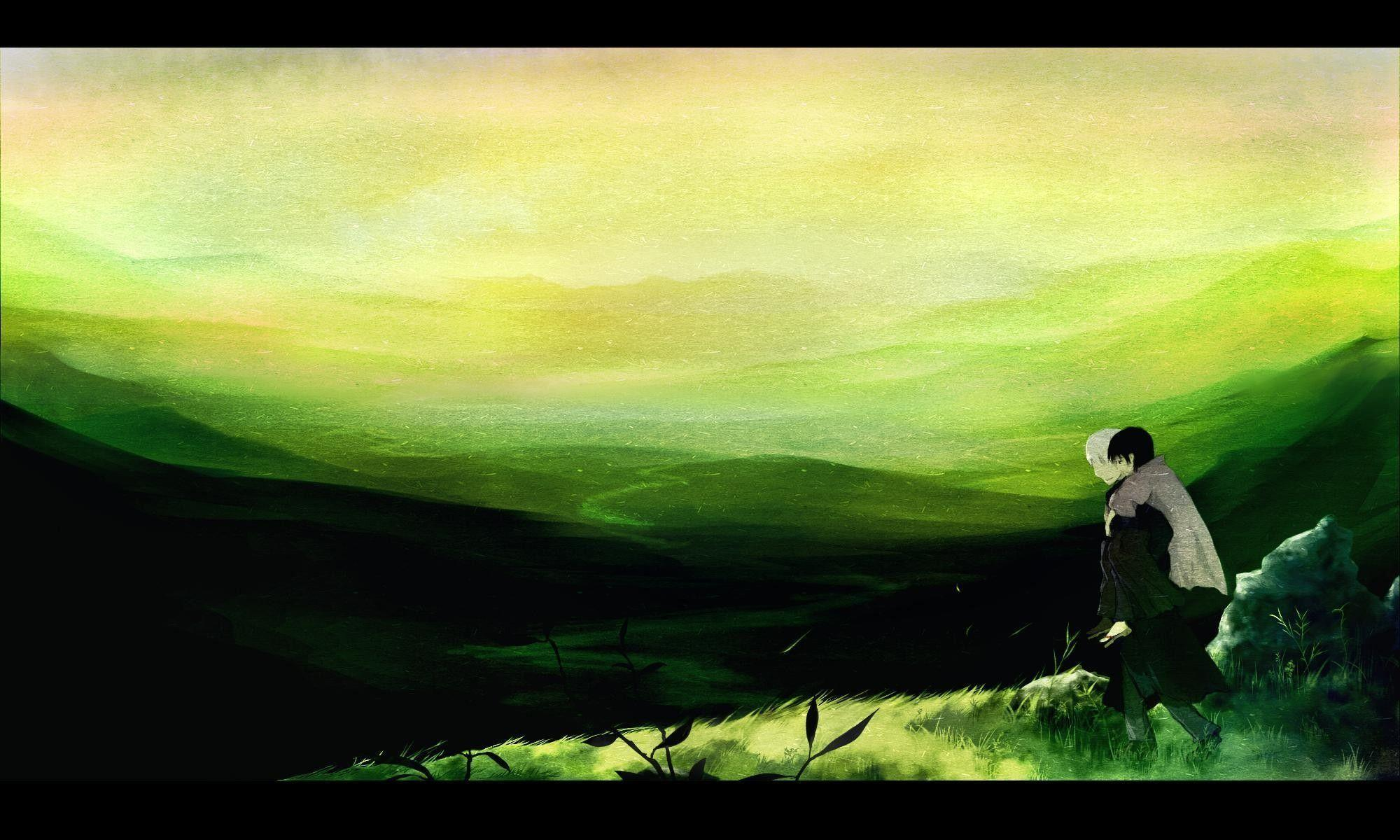 Mushishi wallpapers ·① Download free full HD backgrounds for desktop