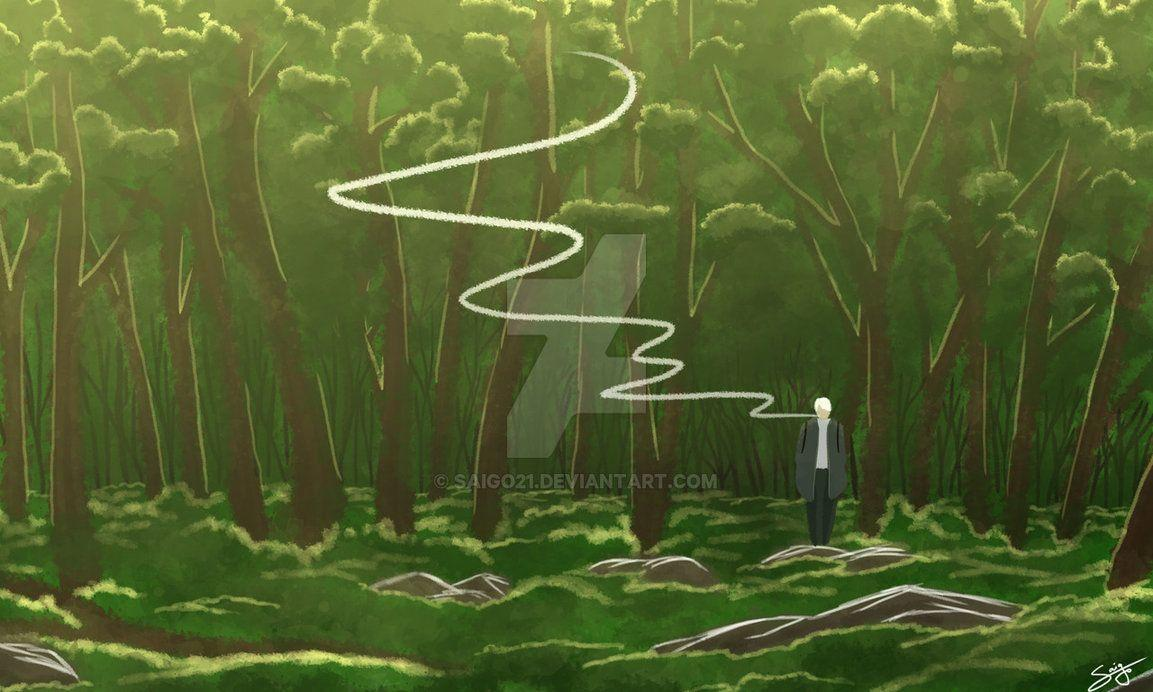 Mushishi wallpapers by saigo21