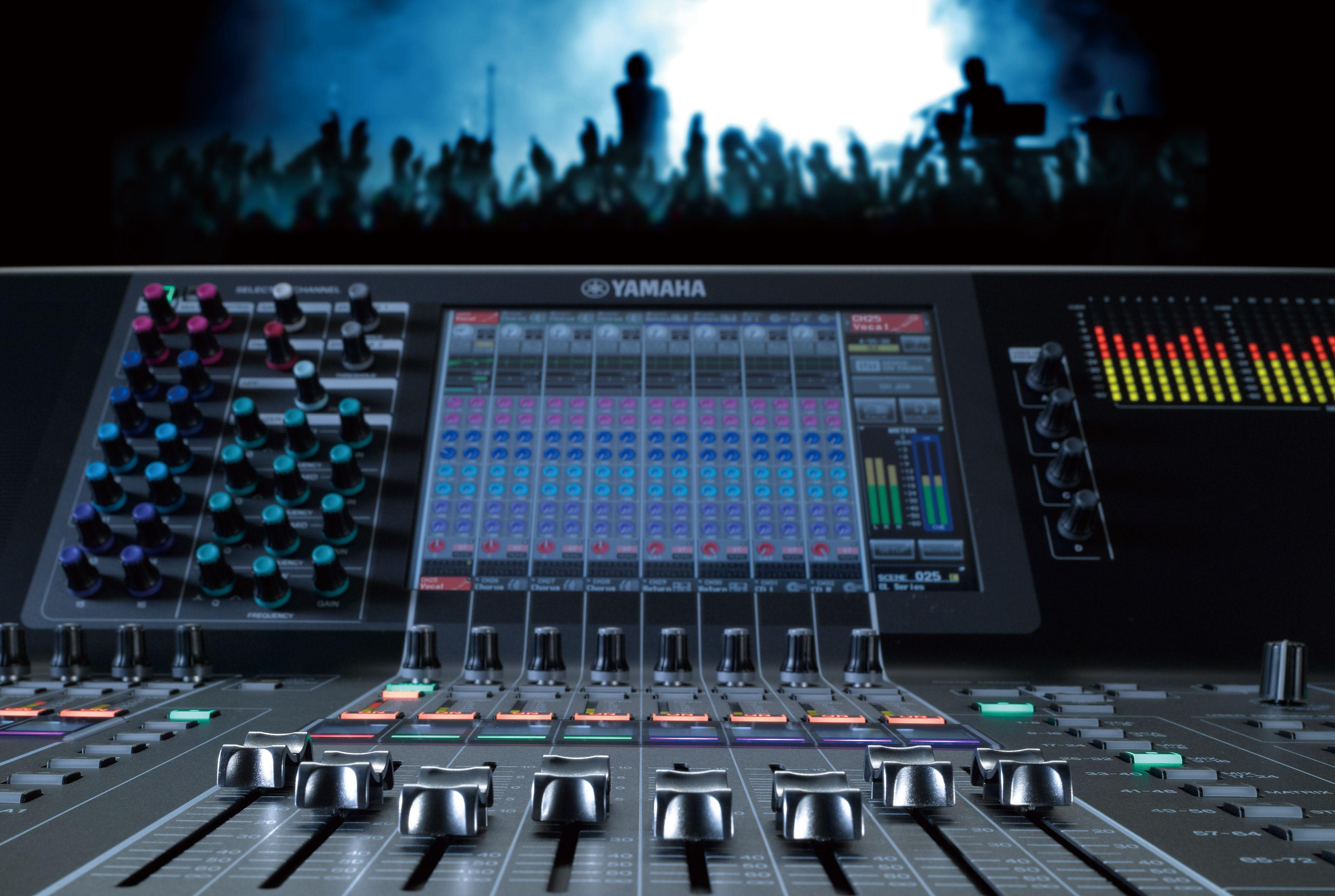 Mixer Sound System Wallpapers - Wallpaper Cave