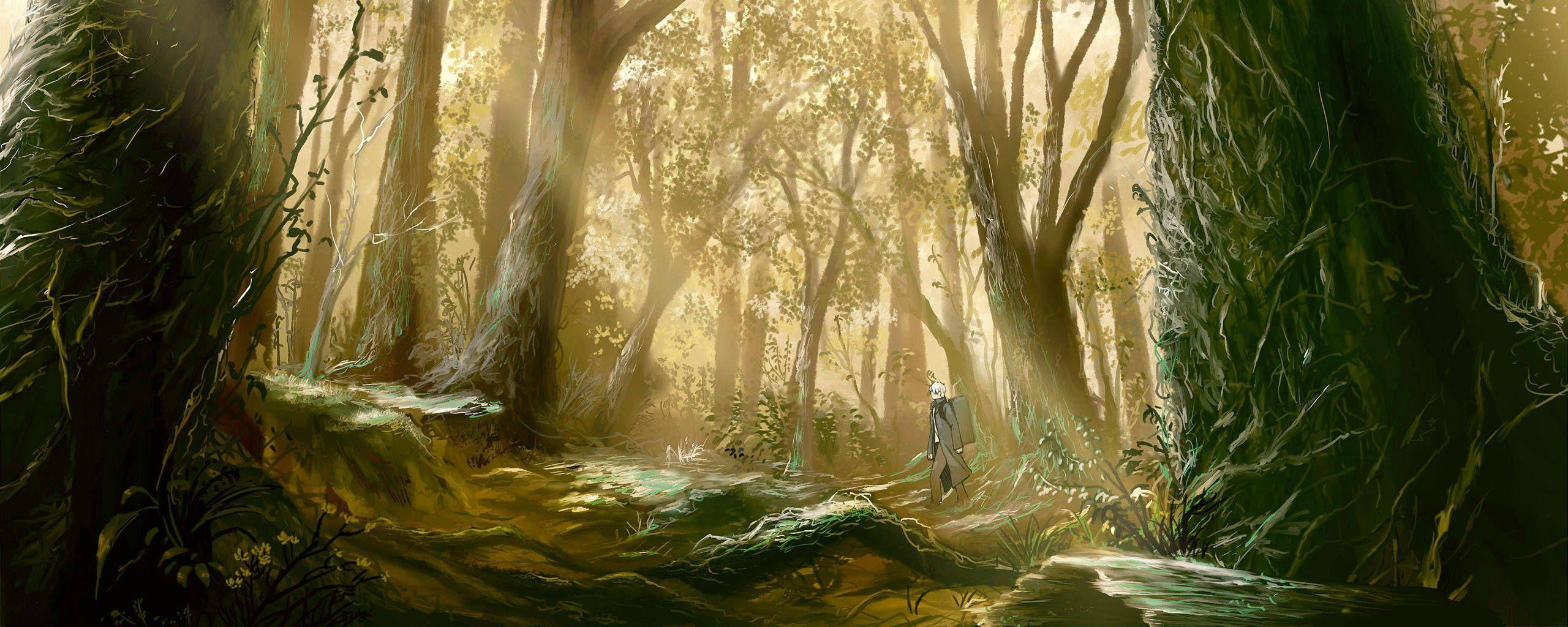 Wallpaper: Free Mushishi Wallpaper. Mushishi Wallpapers