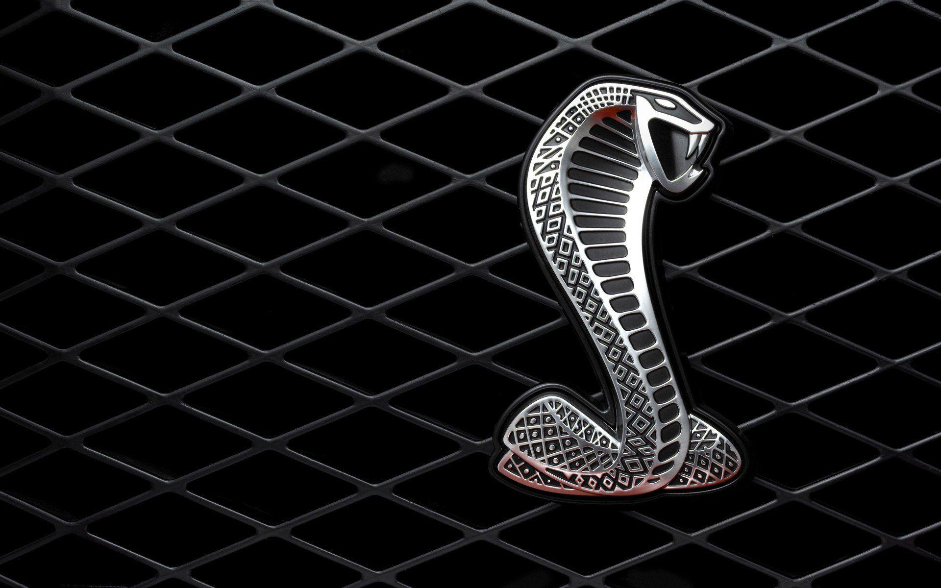Shelby Cobra Logo Wallpapers Wallpaper Cave