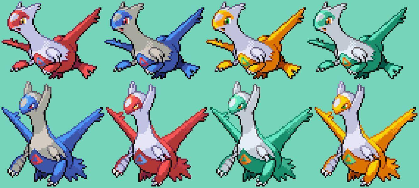 Latios And Latias Wallpapers Wallpaper Cave