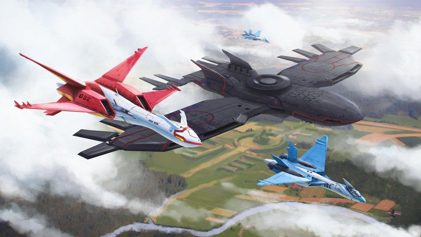 Latios, Latias, Jets, Ace Combat Wallpapers HD / Desktop and Mobile ...