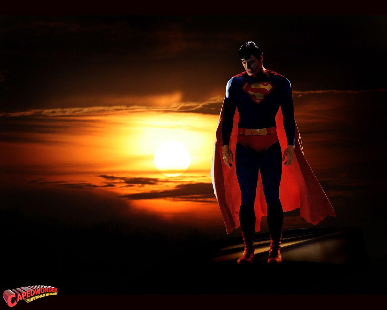 3d Superman Wallpapers Wallpaper Cave