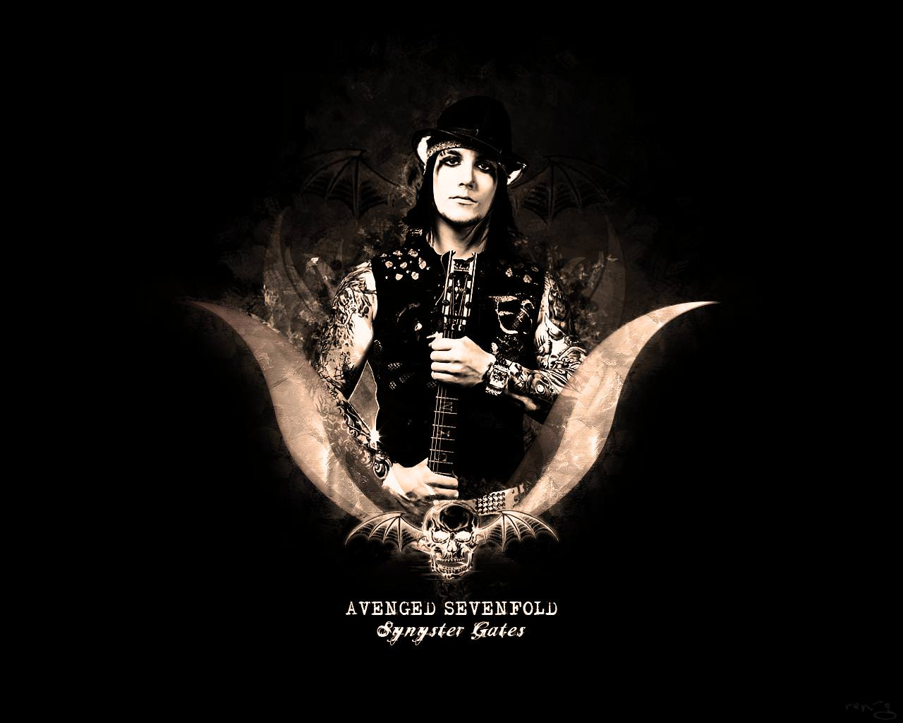 Synyster Gates HD Wallpapers - Wallpaper Cave