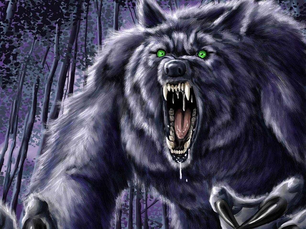Werewolf Wallpapers HD - Wallpaper Cave