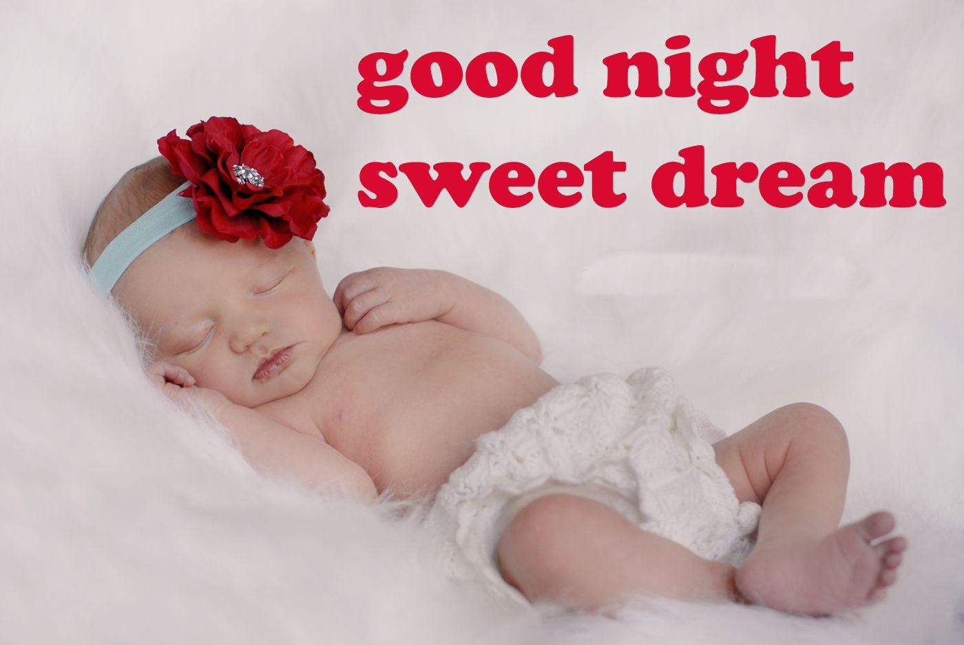 Good Night Baby Wallpapers Wallpaper Cave