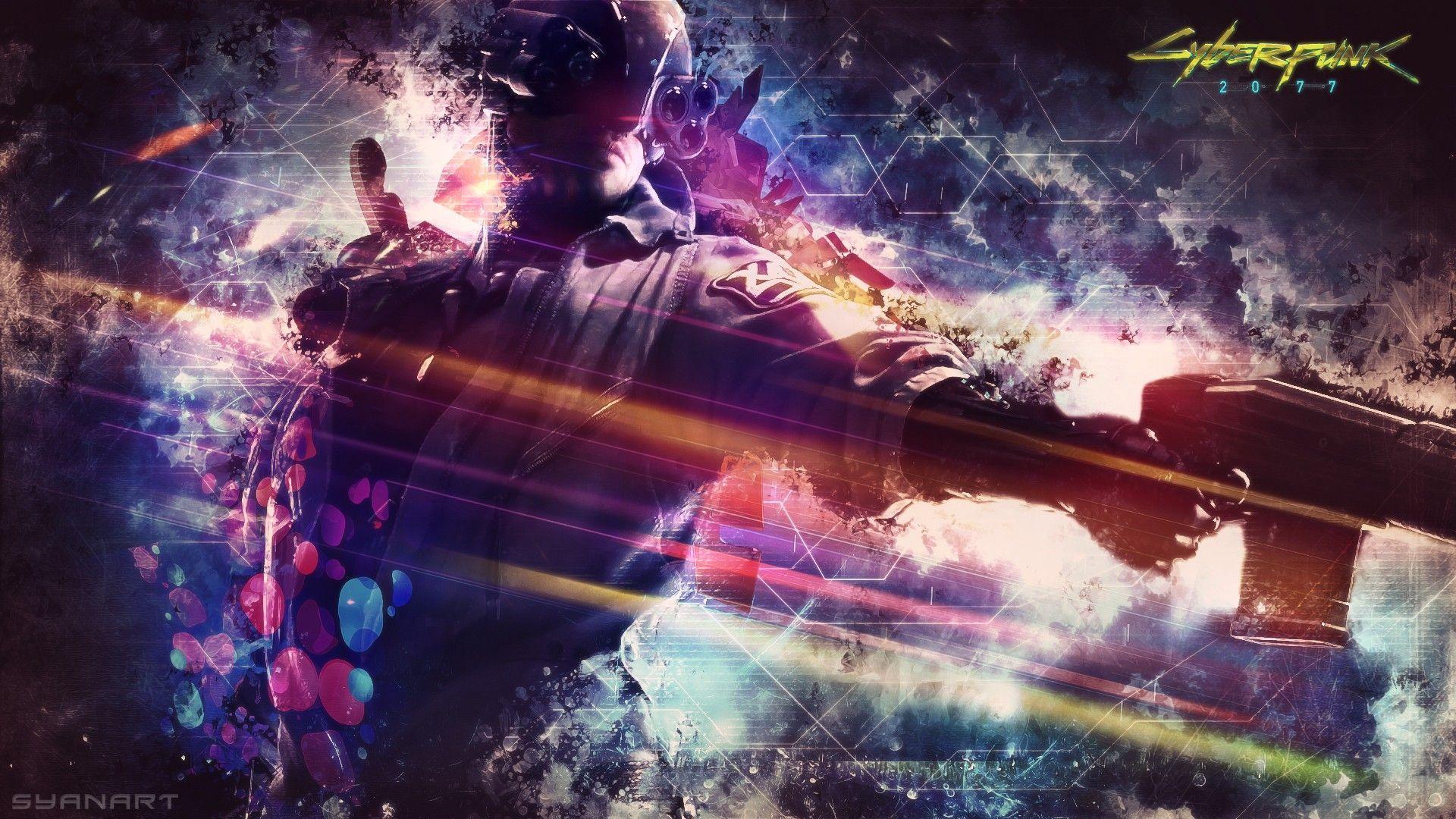 Cyberpunk 2077 Wallpapers Wallpaper Cave