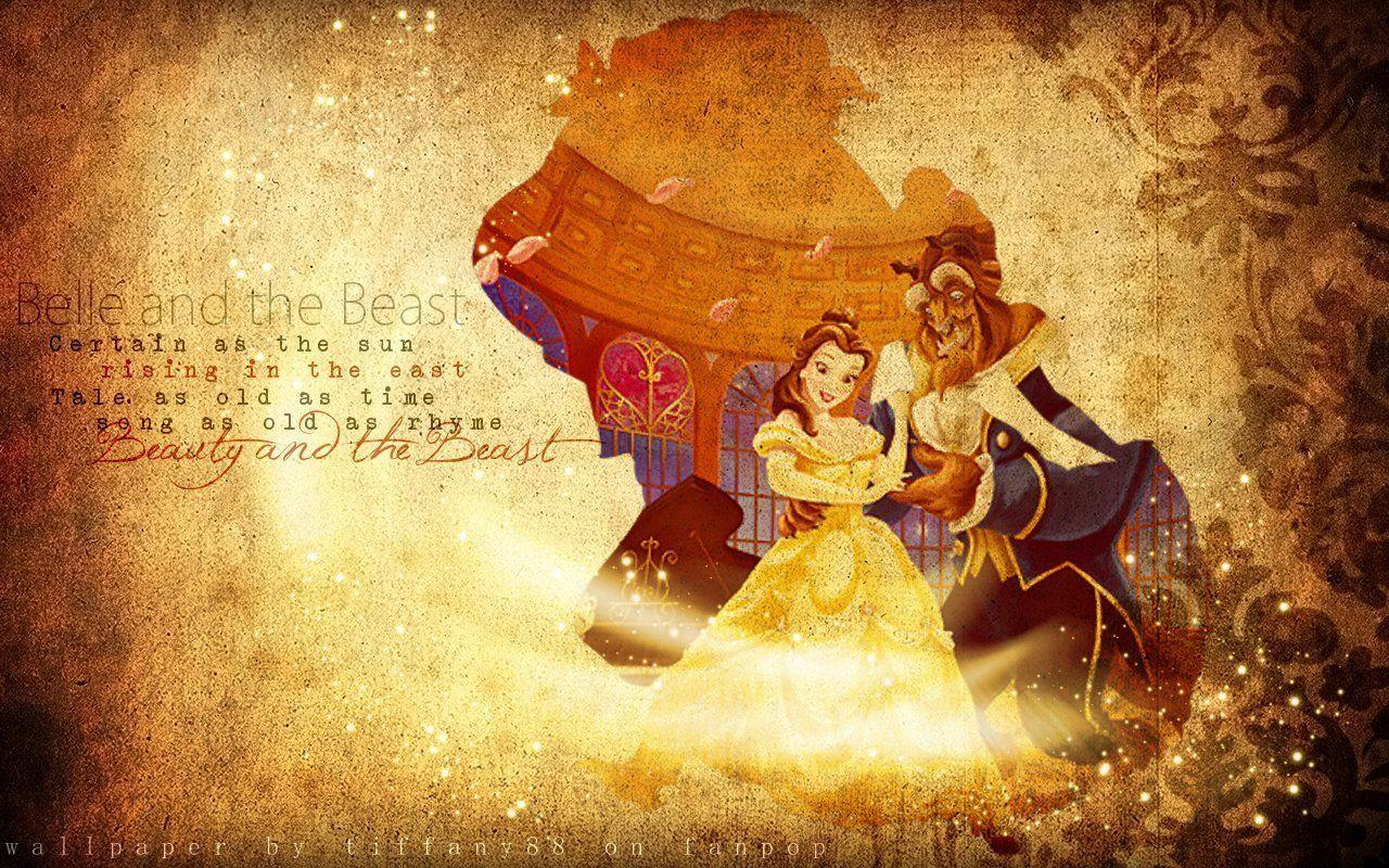 Beauty And The Beast HD Wallpapers - Wallpaper Cave
