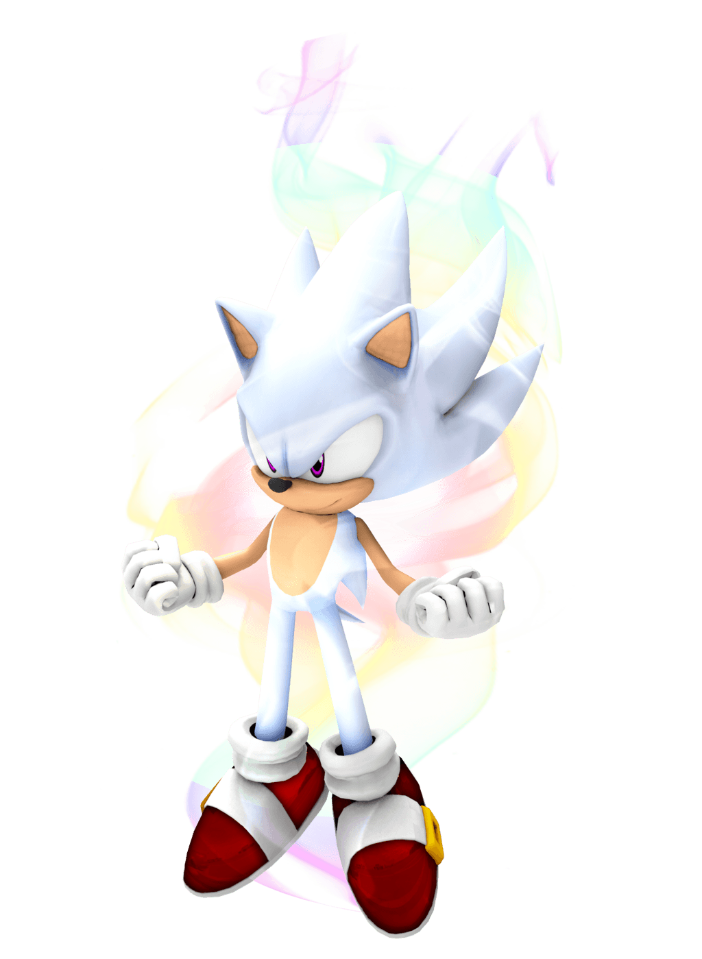 Hyper Sonic The Hedgehog Wallpapers Wallpaper Cave