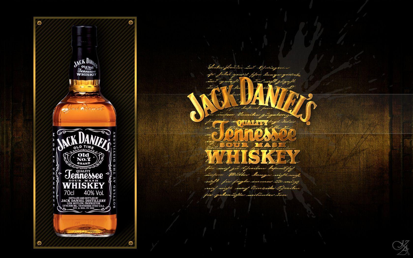 Jack Daniels Wishky And Cigrete Wallpapers - Wallpaper Cave