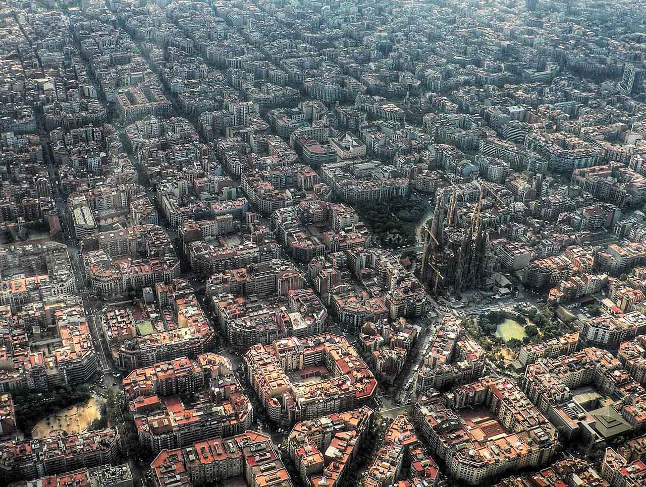 Barcelona City Wallpapers HD - Wallpaper Cave