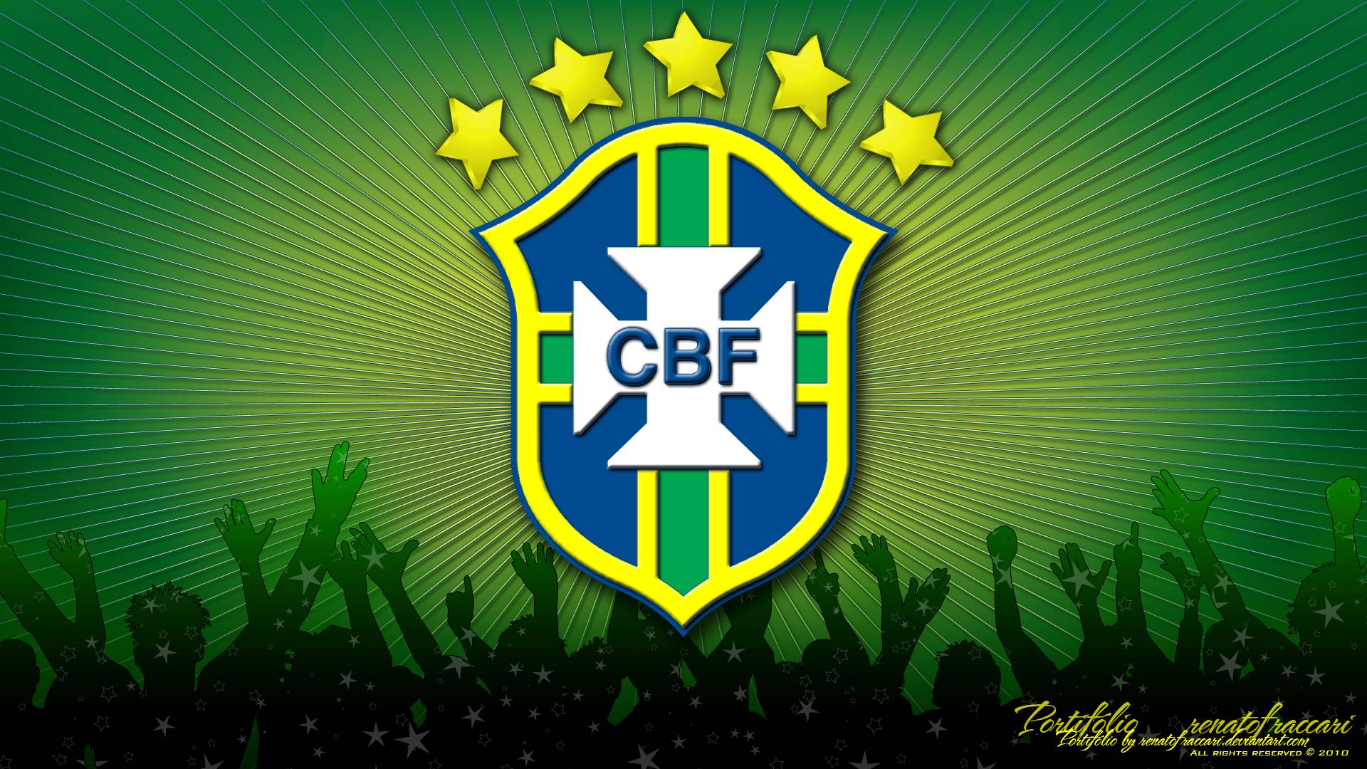 brazil logo wallpapers wallpaper cave