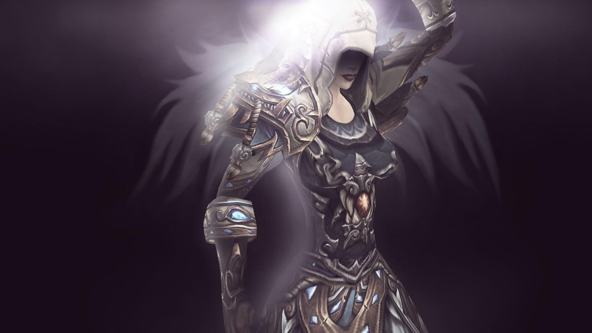 Wallpapers HD Priest Wow