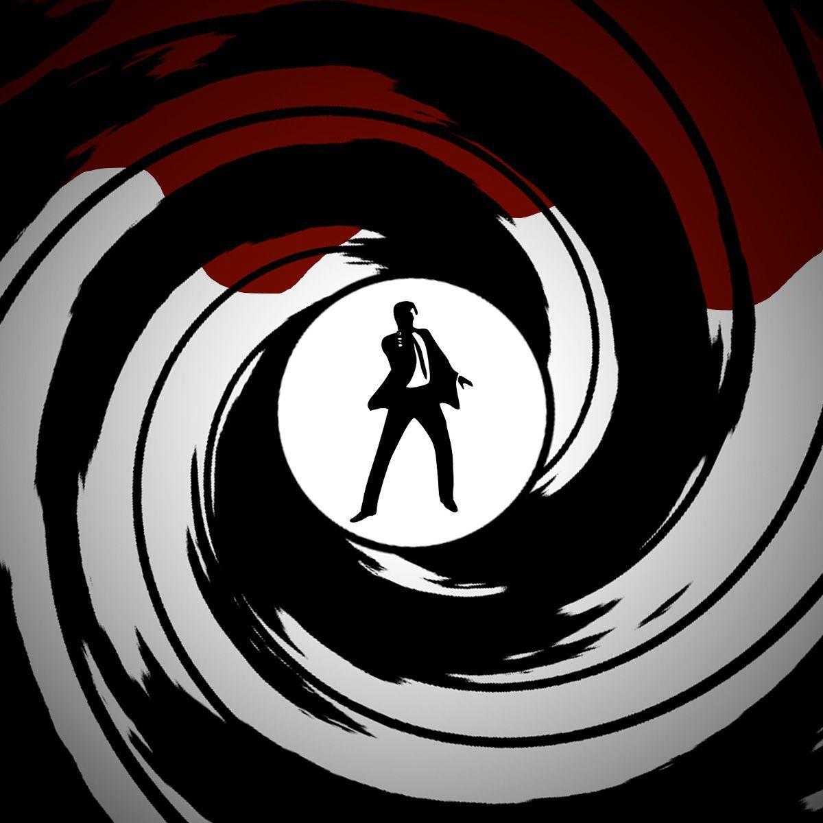 James bond 007 logo wallpapers wallpaper cave - James bond wallpaper iphone 5 ...