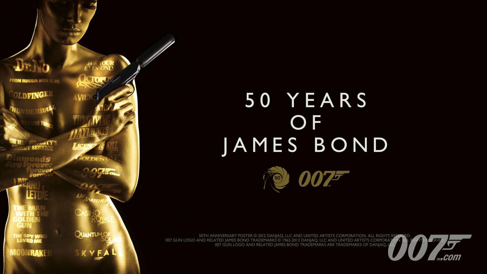 b2c27afb6983 James Bond 007 Logo Wallpapers - Wallpaper Cave